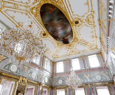 Royal splendor: the Marble Palace for Count Orlov