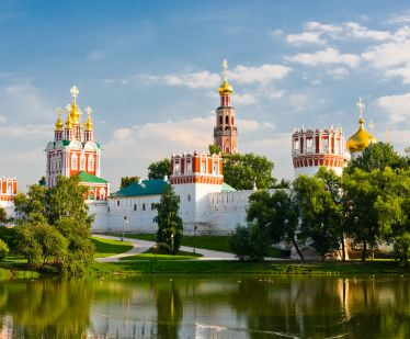 Novodevichy Convent - a corner of an ancient Moscow