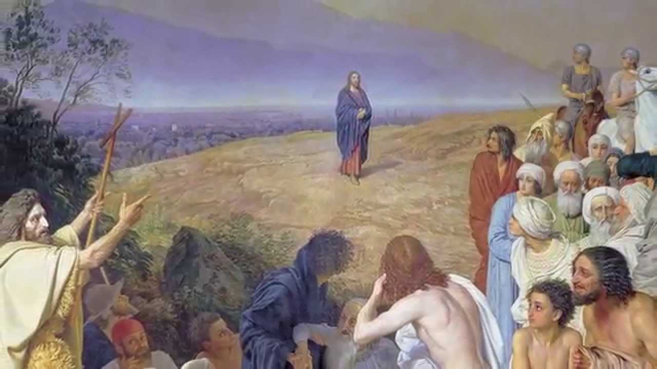 The Appearance of Christ Before the People.